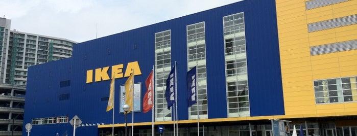 IKEA Tokyo-Bay is one of 立ち寄り先.
