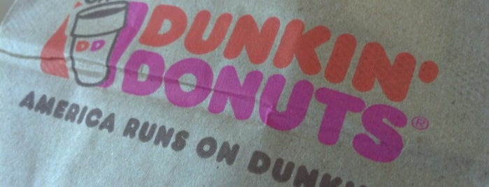 Dunkin Donuts is one of Must-visit Food in Smyrna.