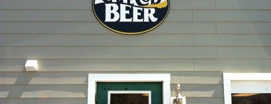 Cape Cod Beer is one of Massachusetts Craft Brewers Passport.
