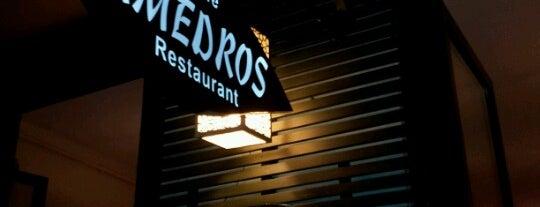 Amedros Cafe & Restaurant is one of Restoranlar.