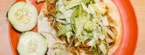Zaragoza Mexican Deli-Grocery is one of NYC's Best Tacos.