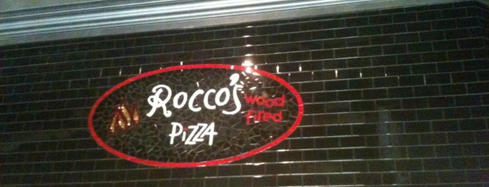 Rocco's Wood Fired Pizza is one of Restaurants I want to Try.
