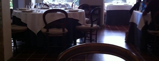 Restaurant Santa Marta is one of Comer bien.