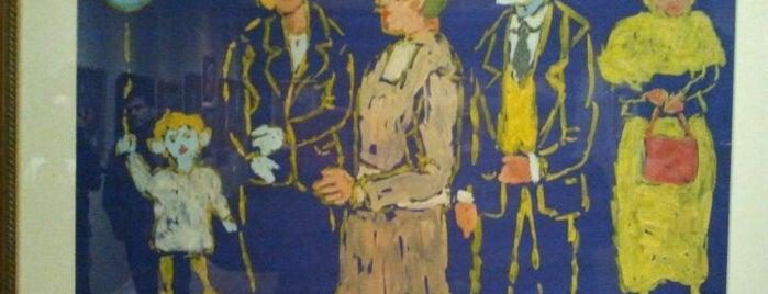 Sakıp Sabancı Müzesi is one of Art Galeries & Exhbitions in Istanbul.