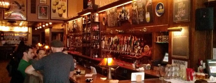 The Ginger Man is one of The 15 Best Places with a Large Beer List in New York City.
