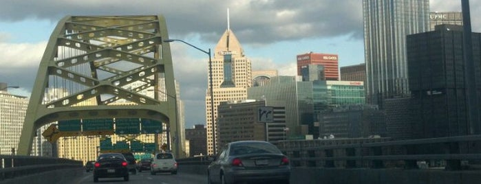 City of Pittsburgh is one of Favorites.