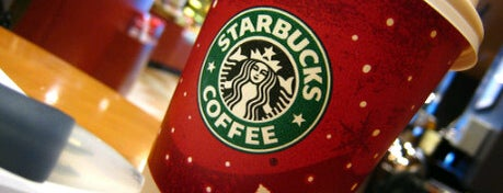 Starbucks Coffee is one of Food and Bars.
