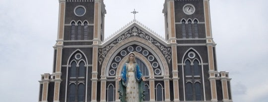The Cathedral of the Immaculate Conception is one of Travel.