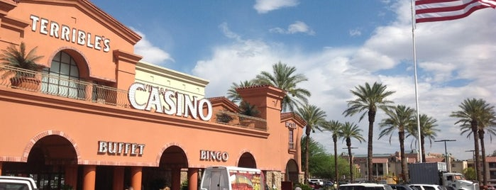 Silver Sevens Hotel & Casino is one of Casinos.
