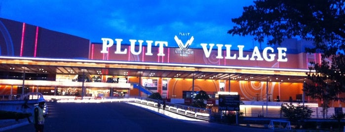Pluit Village is one of Top picks for Malls.