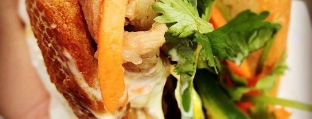 Saigon Sandwich is one of San Francisco musts.