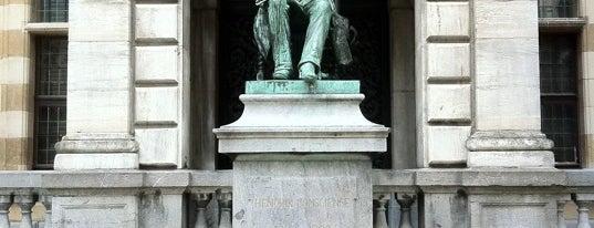 Hendrik Consienceplein is one of Antwerp Gems #4sqCities.