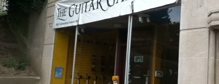The Guitar Gallery is one of Flamenco in Washington DC.