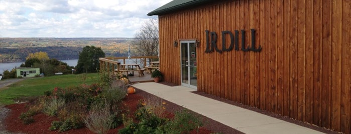 JR Dill Winery is one of Seneca Lake Wineries.