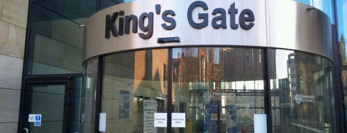 King's Gate is one of Inspired locations of learning.
