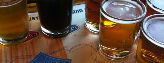 Full Sail Brewing Co. is one of Heading to Hood River.