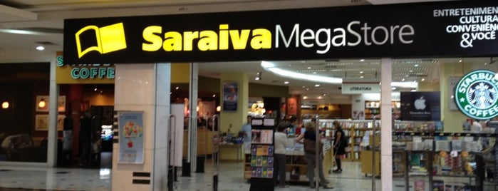 Saraiva MegaStore is one of Nerds Delight.