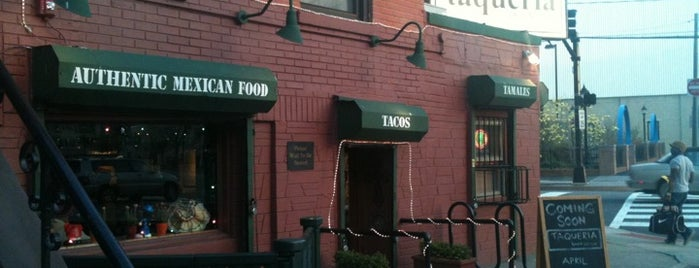 Taqueria Downtown is one of Great Food in Jersey City.