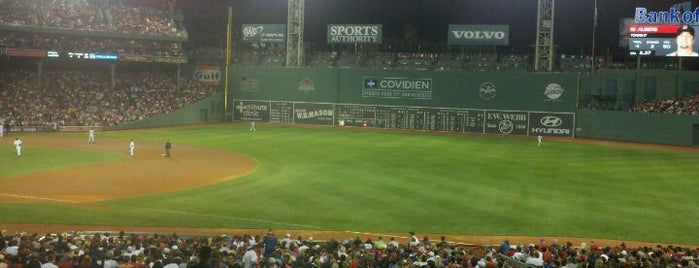 Fenway Park is one of Best Places to Check out in United States Pt 2.
