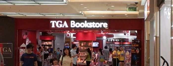 TGA Bookstore is one of a.