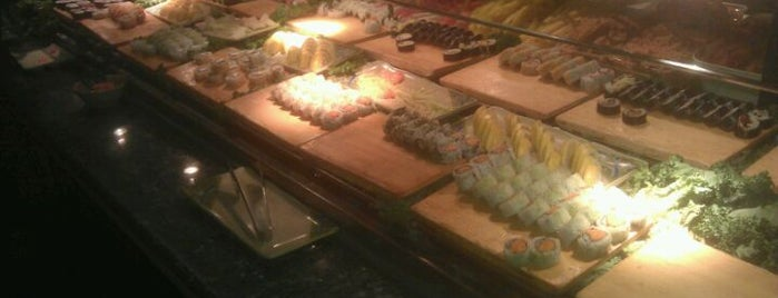 Crazy Buffet is one of Oh the places I love..