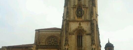 Catedral San Salvador de Oviedo is one of Catedrales de España / Cathedrals of Spain.