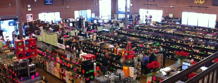 Argonaut Wine & Liquor is one of Places to find Colorado Wine.