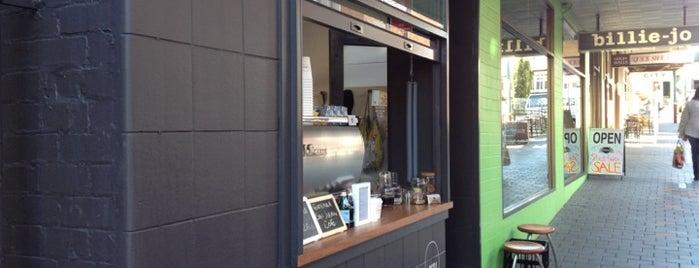 Ecru Coffee is one of Hobart.