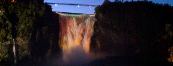 Parc de la Chute-Montmorency is one of Best of World Edition part 3.