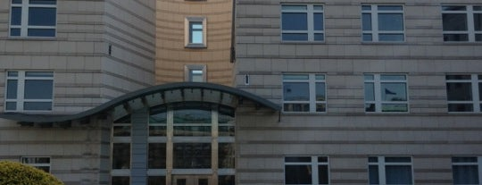 Embassy of the United States is one of Berlin.