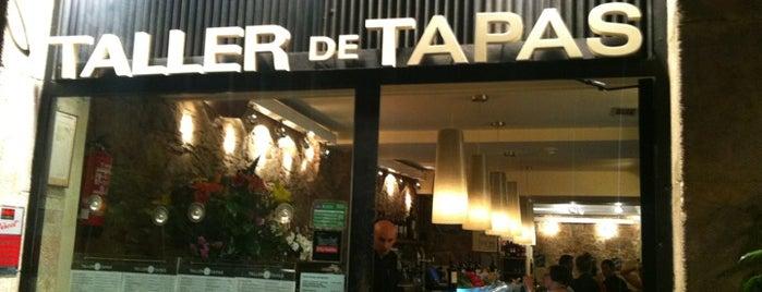 Taller de Tapas is one of Favorite Places.