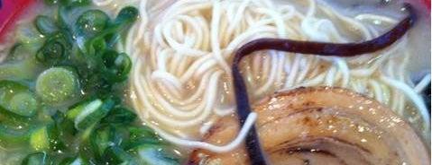 博多麺屋 一連 is one of ramen.