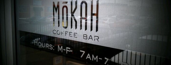 Mokah Coffee & Tea is one of The 15 Best Places for Galleries in Dallas.