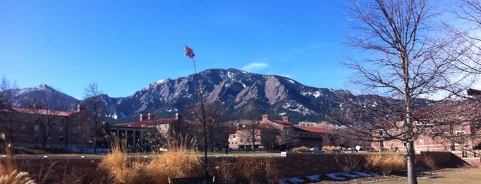 University of Colorado Boulder is one of College Love - Which will we visit Fall 2012.