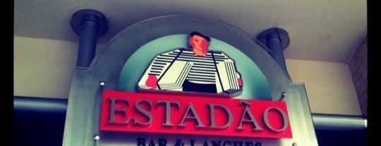 Estadão Bar & Lanches is one of Lugares legais em São Paulo.