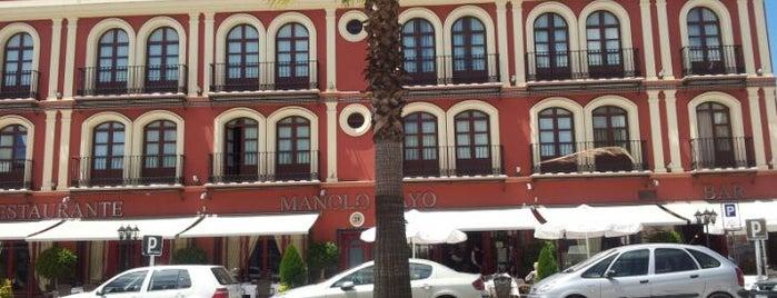 Casa Restaurante Manolo Mayo is one of comidas.