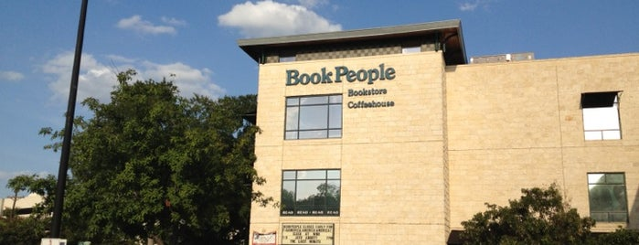 BookPeople is one of Austin!.
