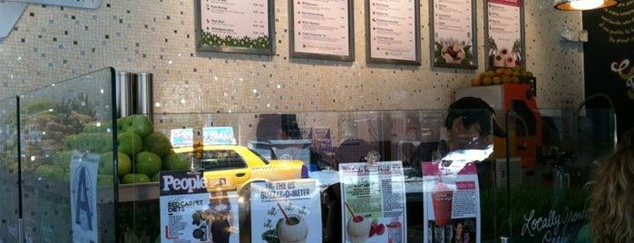 Juice Generation is one of Manhattan Haunts.