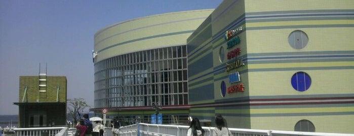 浜大津アーカス is one of Mall in Kyoto.