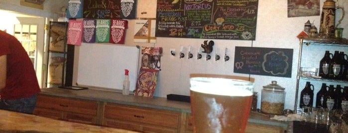 Beards Brewery is one of Breweries to Visit.