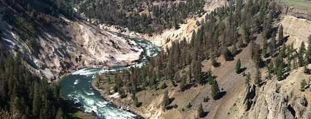 Yellowstone National Park - East Entrance is one of The Great Outdoors.
