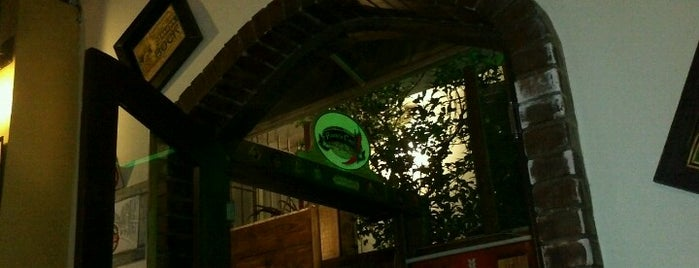 Pimenta Café Risto Pub is one of Nightlife & Pubs.