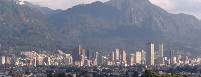Bogotá is one of World Capitals.