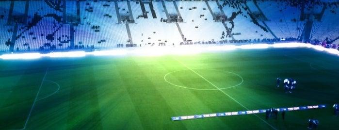 Juventus Stadium is one of Best Stadiums.