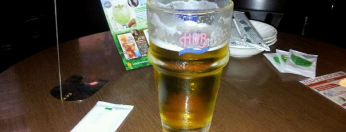 HUB なんばダ・オーレ店 is one of HUB.