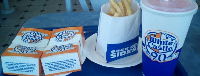 White Castle is one of Work Lunch Locations.