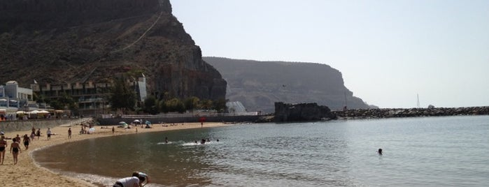 Mogán is one of Gran Canaria.
