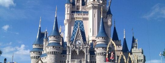 Magic Kingdom® Park is one of Theme Parks With Mobile Sites/Apps.