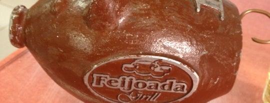 Feijoada Grill is one of Restaurantes.