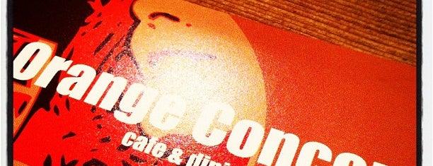 Orange Concept is one of 美味しいもの.